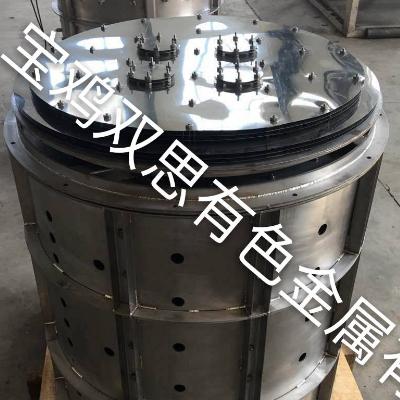 真空炉内加热室 钨发热体
