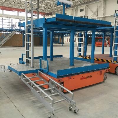 5吨仓储转运AGV