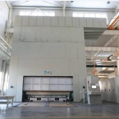大型、复杂钛合金/铝镁合金热成形零件的设计、研发、制造