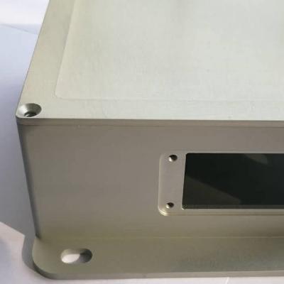CNC加工铝合金壳体