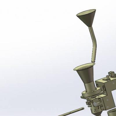 含能材料自动化装备设计与制造