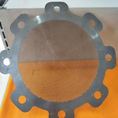 承接对外激光切割加工和超精密激光切割