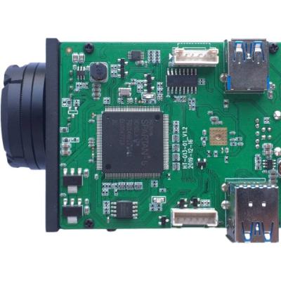 3D扫描仪套件,3D工业相机,光学扫描套件,USB工业相机配结构光